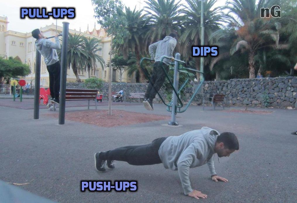 Cómo organizar tu entrenamiento