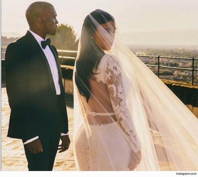 Kim Kardashian's Wedding Present to Kanye for his birthday