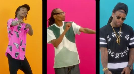 """Wiz Khalifa """"You and Your Friends"""" Ft. Snoop Dogg and TY Dolla $ign"""