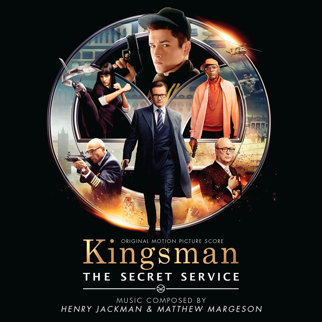 kingsman the secret service soundtracks