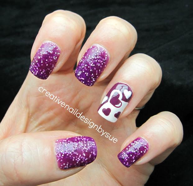 creative nail design sue june