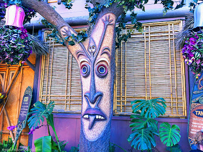 Walt Disney Enchanted Tiki Room Tangaroa Preshow Disney's