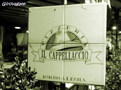 pizzeria Cappellaccio Bolgheri