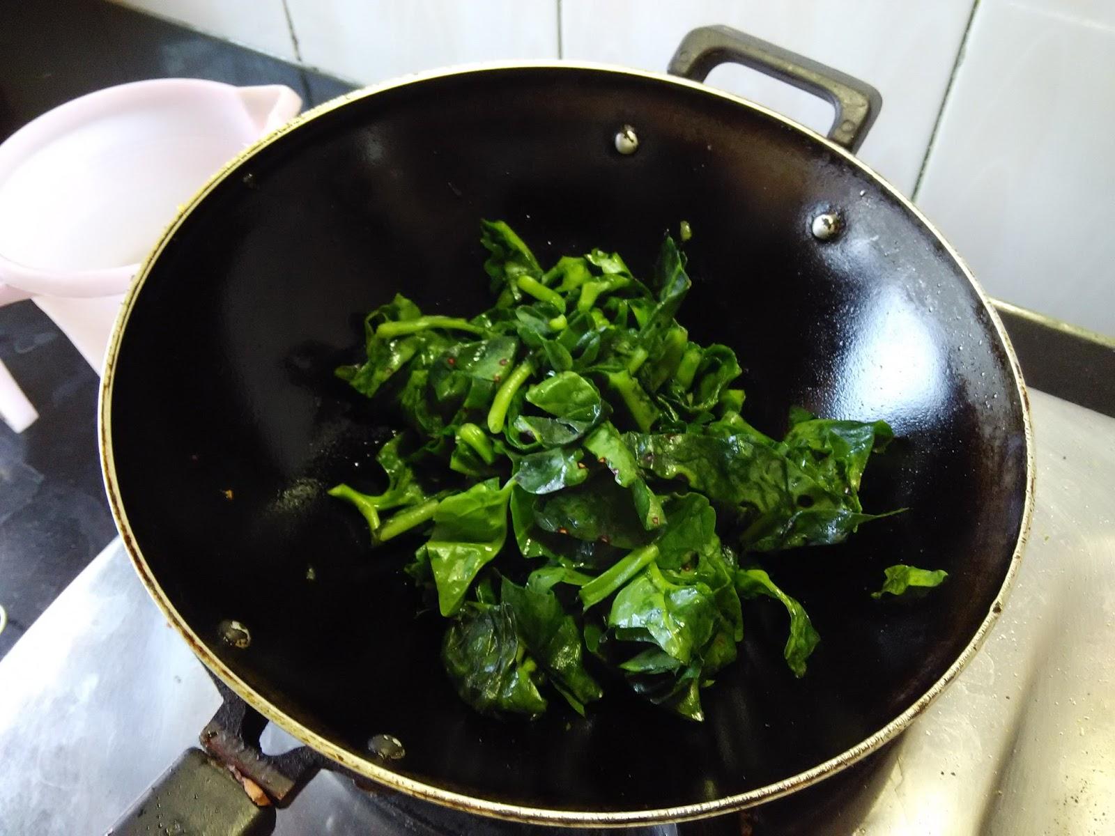 """Stir Fried """"Pui"""" With Poppy Seeds Recipes — Dishmaps"""