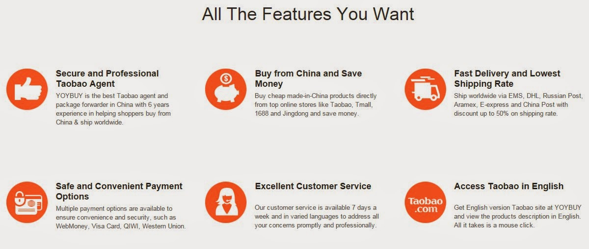 how to buy on taobao in english