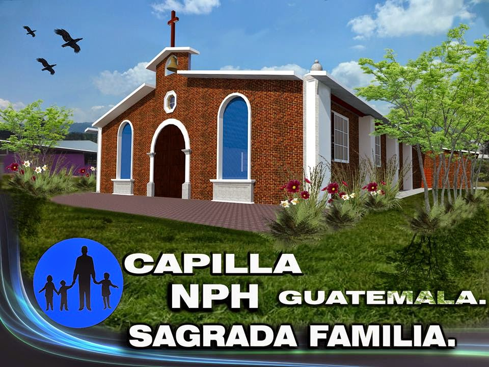 A Chapel for the Guatemalan Orphans