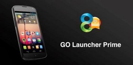 GO Launcher EX Prime