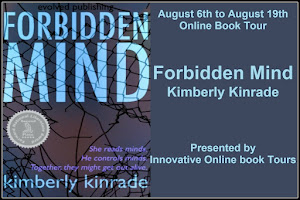 Forbidden Mind Blog Tour