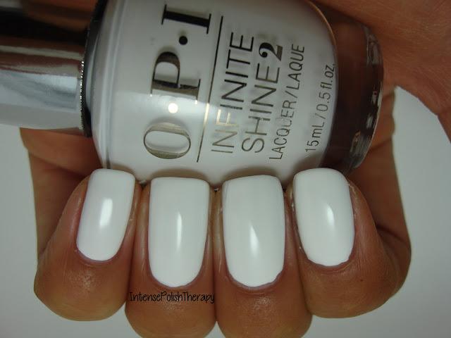 OPI - Infinite Shine - Non-Stop White