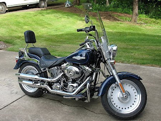 2011 Harley-Davidson Peace Officer Fat Boy