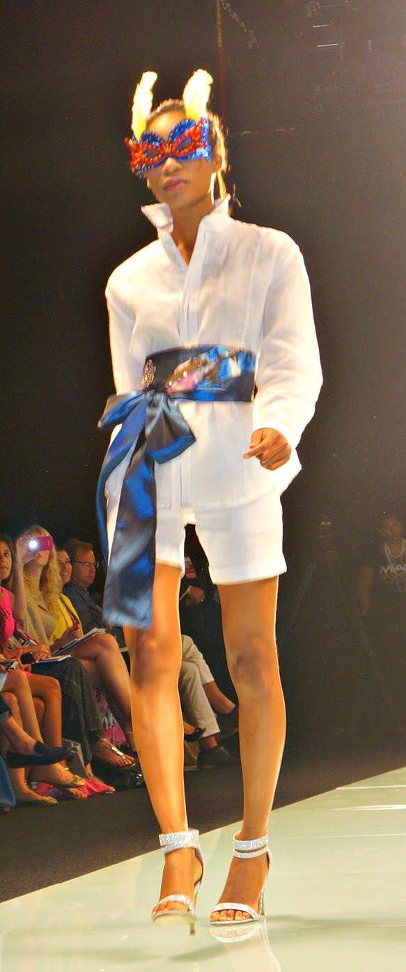 Fashion: The Best of Miami Fashion Week 2014 Olga