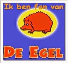 Oktober  challenge 44 De Egel