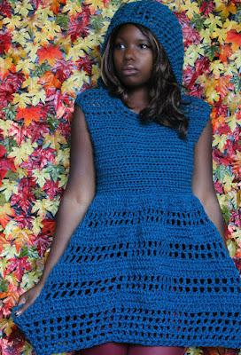 HandMade // Shoppe Update: The Riding Crochet Dress Pattern.