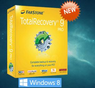 FarStone TotalRecovery Pro 9