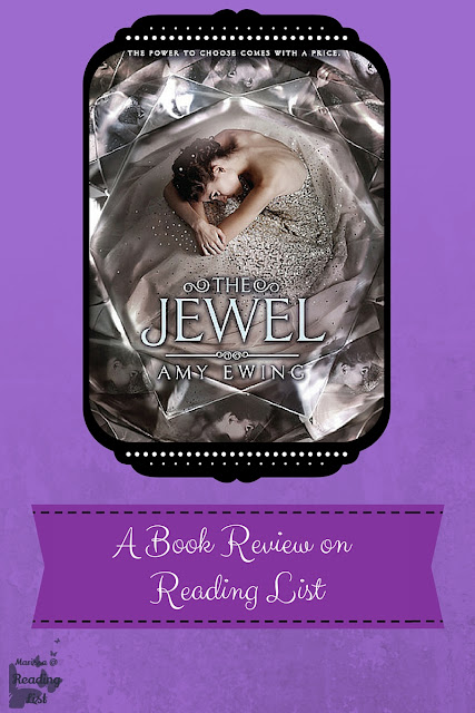 The Jewel by Amy Ewing a Book Review  on Reading List   http://bit.ly/1JZjUyO