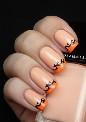 Simple Nail Art Trends for Fall