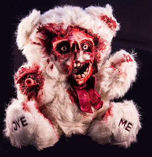 Undead Ted, Zombie Teddy Bear