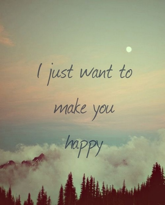 What Makes You Happy Quotes Magnificent Love Makes You Happy Quote  The Best Collection Of Quotes