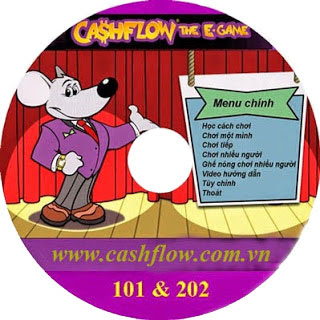 CD game cashflow 101 và 202
