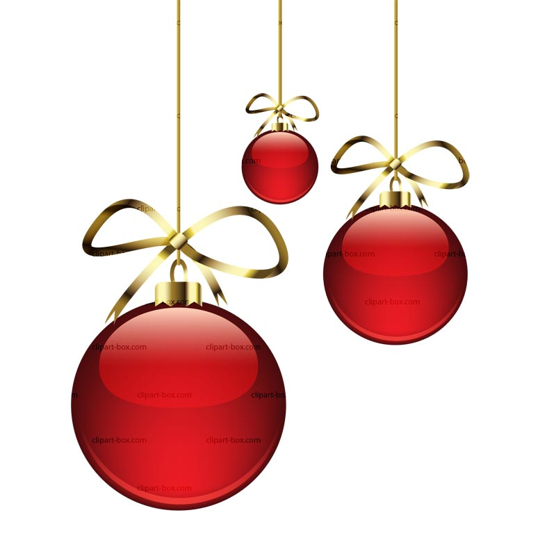clipart christmas decorations - photo #33