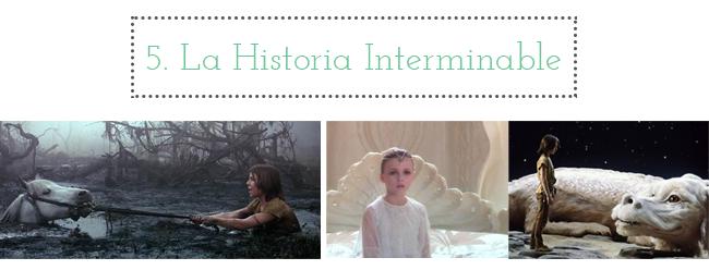 historia interminable pelicula infancia