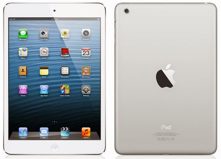 Spesifikasi dan Harga Apple Ipad Mini | Memori Super Besar!