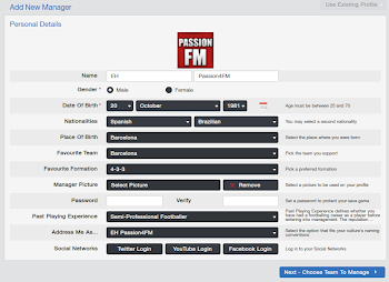 FM14 Add New Manager