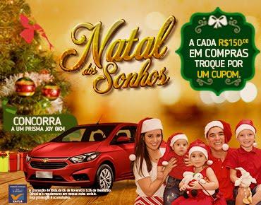Natal dos Sonhos no Parnaíba Shopping
