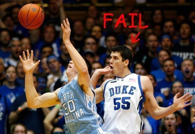 Basket-Ball FAIL