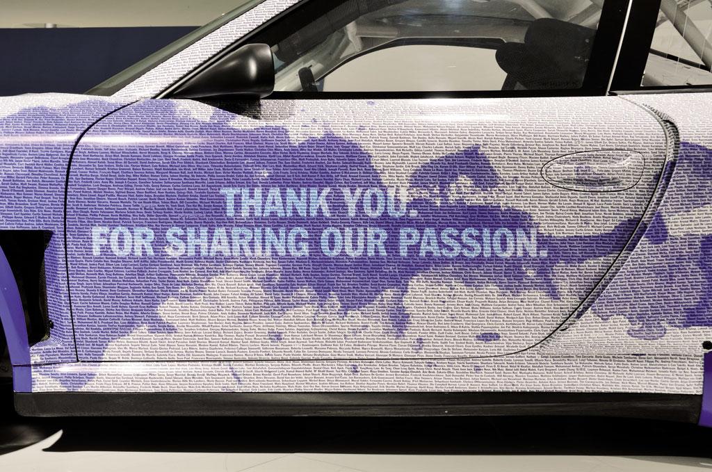 Porsche Facebook