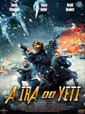 Filme Poster A Ira do Yeti WEBRip XviD & RMVB Dublado