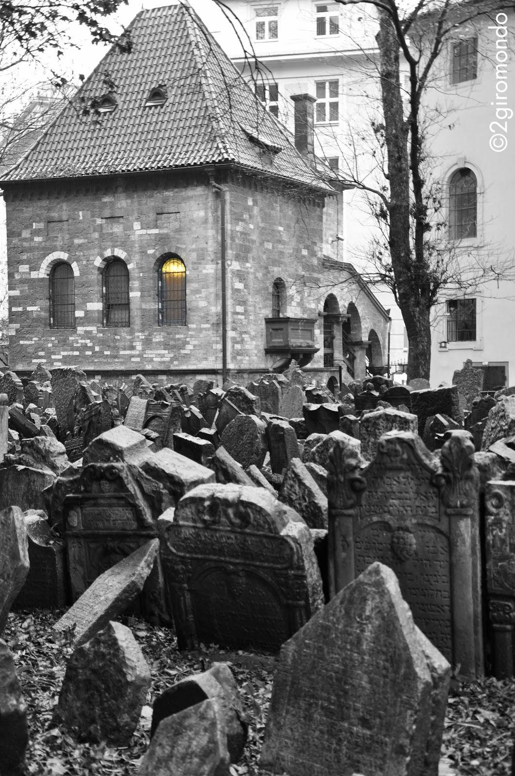 Quartiere ebraico, Praga