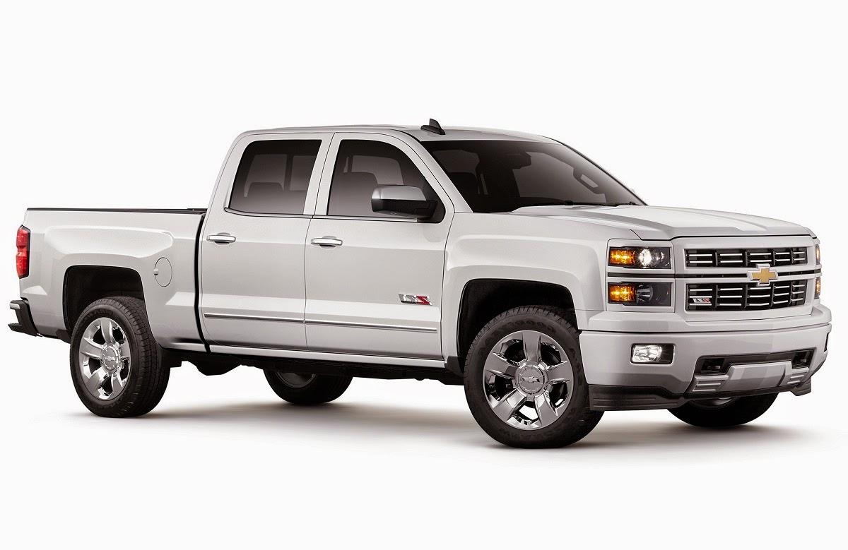 Chevy Silverado Special Edition 2016 2017 2018 Best