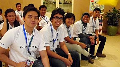 Teman 1 kelompok yang menemaniku selama Astra Workshop Program.