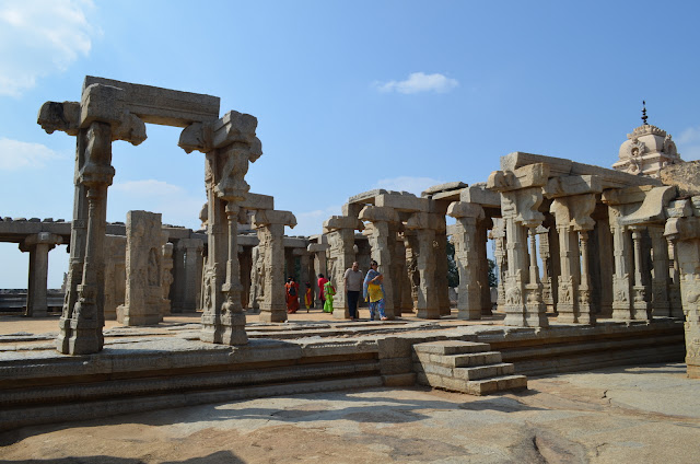 Kalyana Mandapam, Lepakshi, Andhra Pradesh