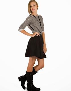 Toi Moi Skater Skirt