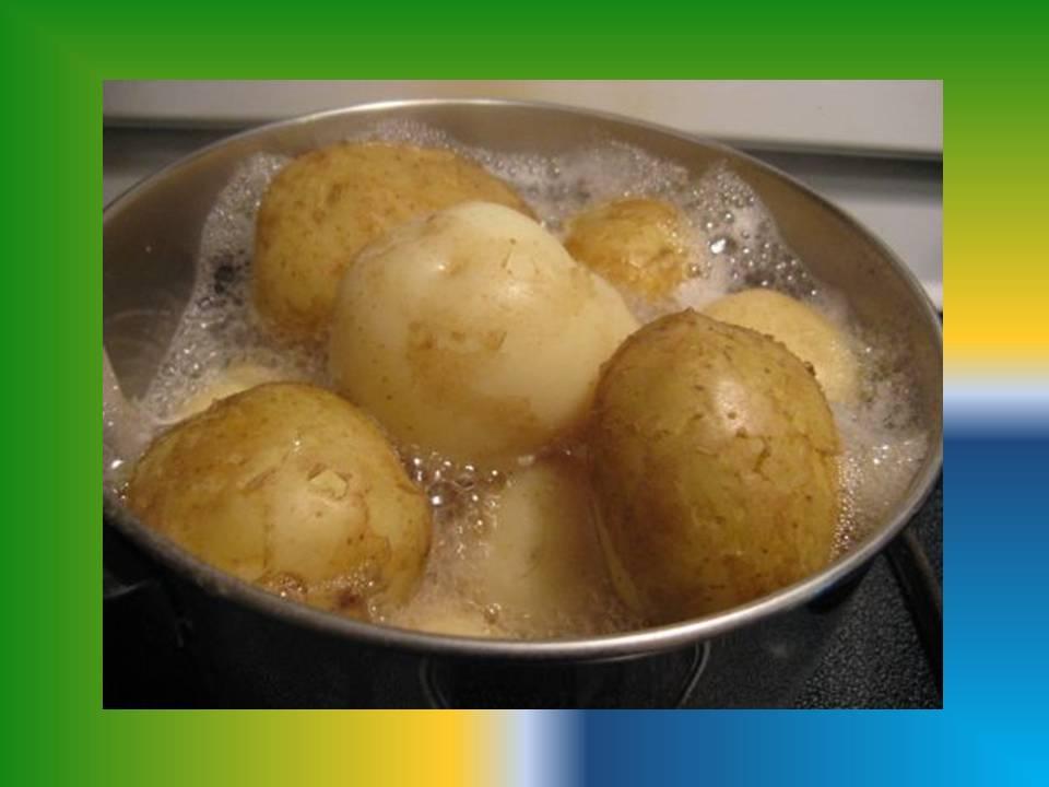 Aprovechar el agua de cocer las patatas vida sana - Tiempo para cocer patatas ...