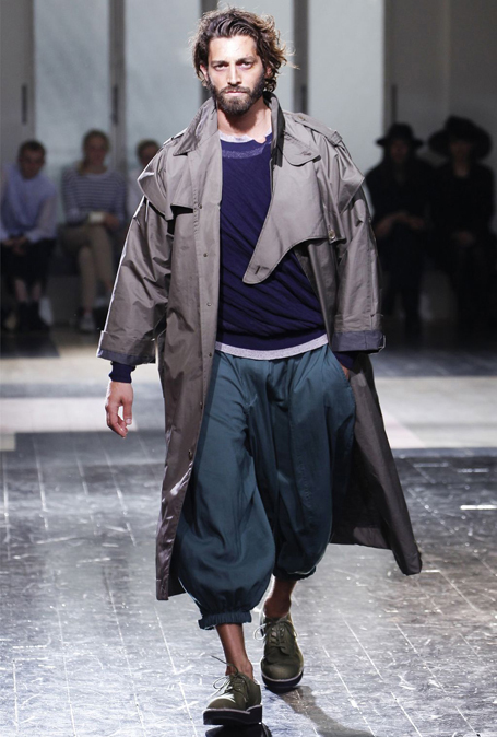 Men&#8217;s Pants Trends S-S 2013 The Baggy Pants