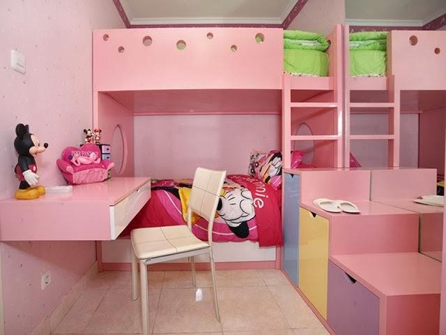 pilihan warna desain interior rumah minimalis rumah