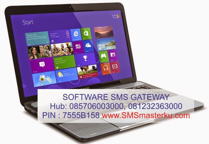 Software SMS Gateway Tarakan Kalimantan Utara
