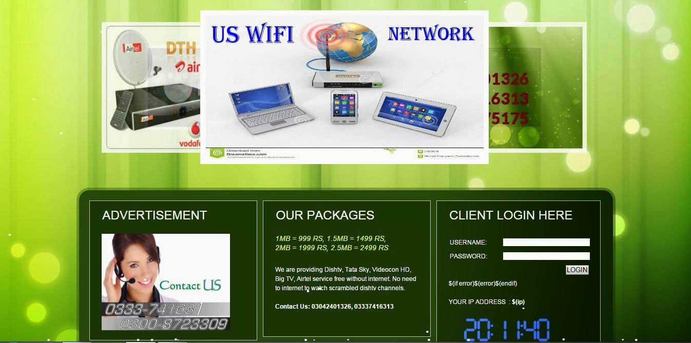 us slider mikrotik hotspot login page free template | urdu ok, Powerpoint templates