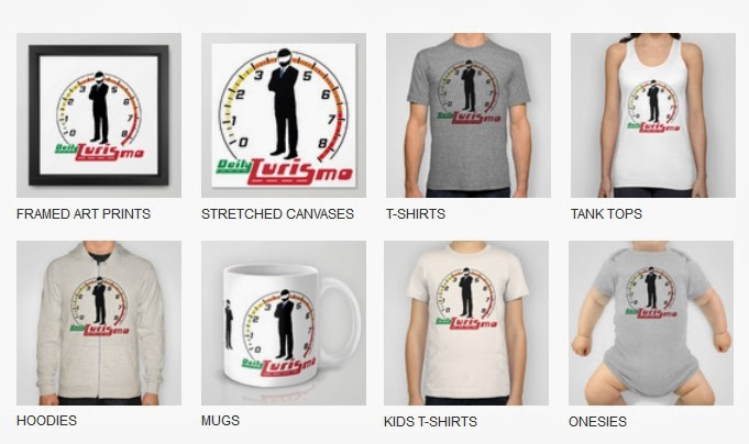 Daily Turismas: Junk Bonanza At A Discount- T-Shirts, Mugs, Hoodies And Donate To Charity ReachOutWW