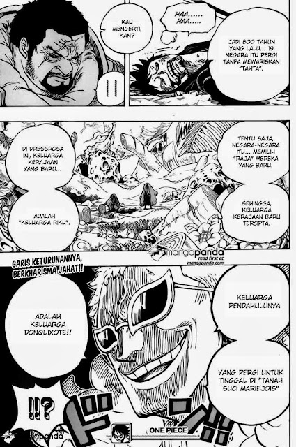 Baca Komik Bahasa Indonesia Manga One Piece Chapter Spectrum