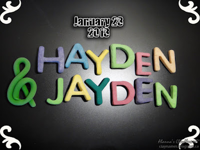 Hayden and Jayden January 23 2013