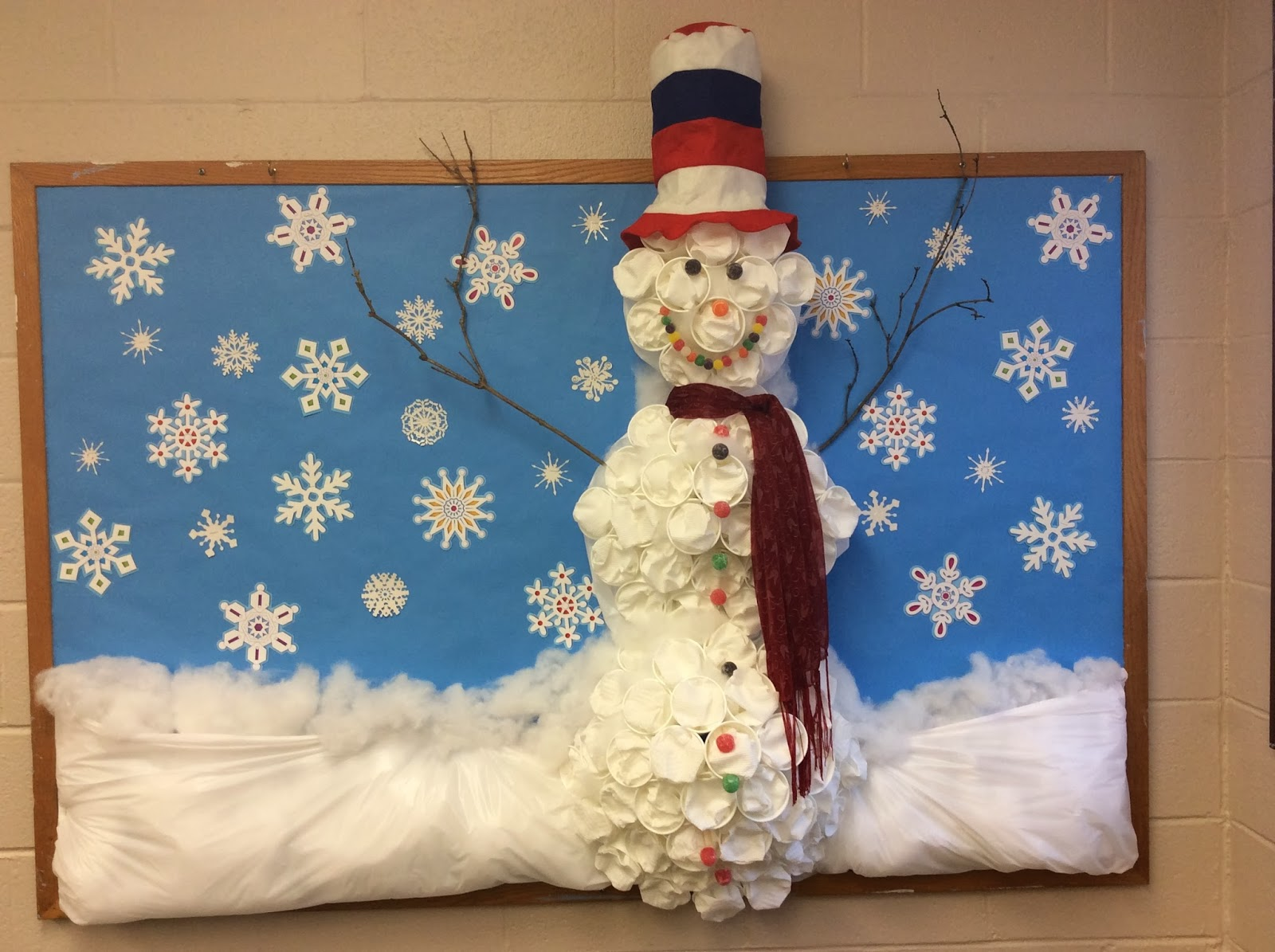 Calendar Bulletin Board Ideas Middle School : Creative back to school bulletin boards middle