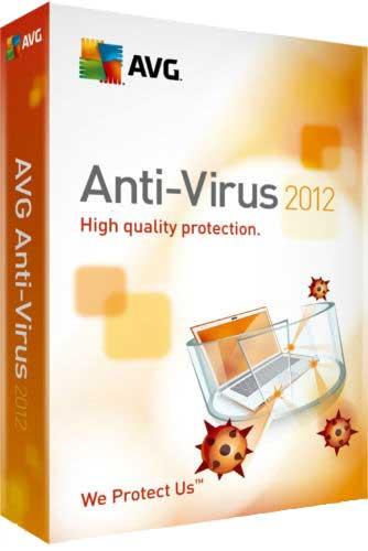 free avg antivirus 2012