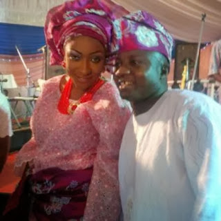 Funny Yoruba Actor Sanyeri Weds , Charges N25,000 FOR Aso Ebi and Sells Copy of his Marriage CD for N1Million to a Marketer.