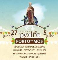 Porto de Mós(Leiria)- Festas de São Pedro 2015- 27 Junho a 5 Julho