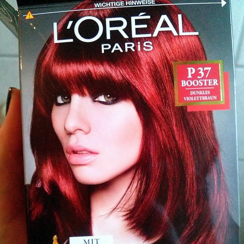 Haare rot farben ohne verblassen