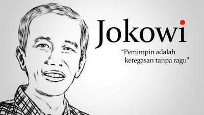 7 Gaya Hidup Sederhana Jokowi